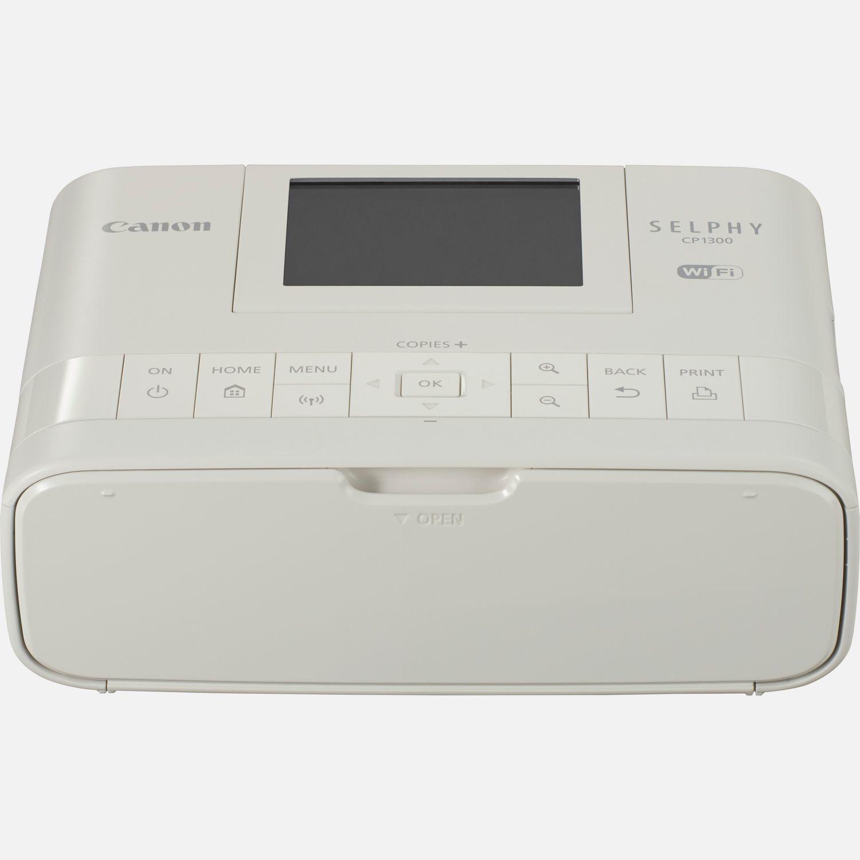 Canon SELPHY CP1300 Dye-sublimation Wi-Fi photo printer