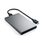 Satechi USB-C HDD / SSD Enclosure - Space Grey