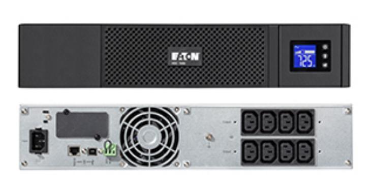 Eaton 5SC1000IR sistema de alimentación ininterrumpida (UPS) Línea interactiva 1000 VA 700 W 8 salidas AC