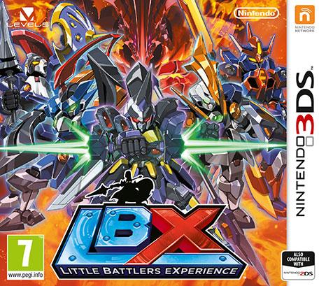 Nintendo Little Battlers eXperience, 3DS