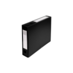 Exacompta 59631E folder Polypropylene (PP) Black A4