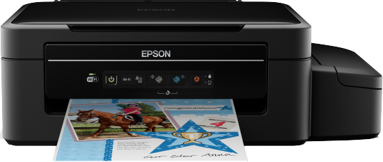 Epson EcoTank ET-2500 Inkjet A4 Wi-Fi Black