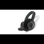 Steelseries Siberia X100 Binaural Head-band Black headset