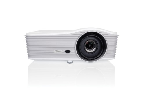 Optoma EH515 5500ANSI lumens DLP 1080p 3D White data Desktop projector