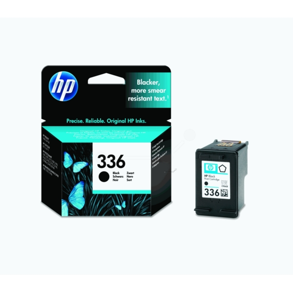 HP C9362EE (336) Printhead black, 220 pages, 5ml