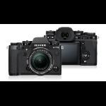 Fujifilm X -T3 MILC 21.6MP CMOS 6240 x 4160pixels Black