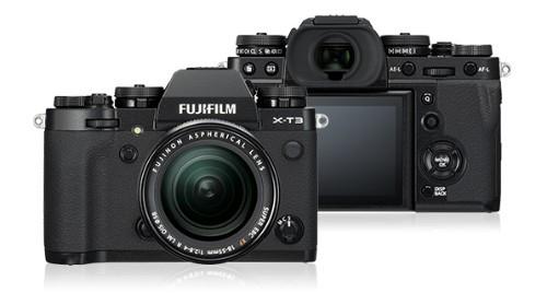 Fujifilm X -T3 + XF 18-55mm F2.8-4 R LM OIS MILC 21.6 MP CMOS 6240 x 4160 pixels Black
