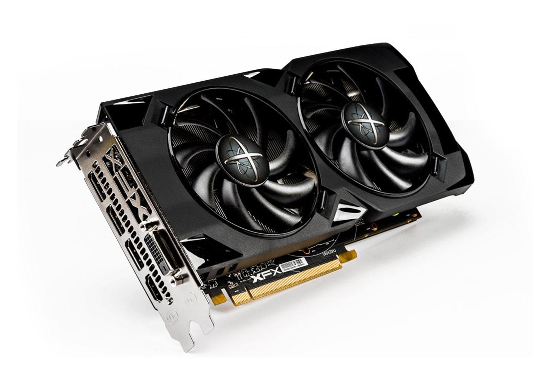 XFX RX-470P4LFB6 AMD Radeon RX 470 4GB graphics card