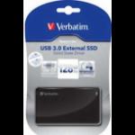 Verbatim USB 3.0 External SSD 128GB