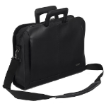"DELL Targus Executive Topload notebook case 39.6 cm (15.6"") Briefcase Black"