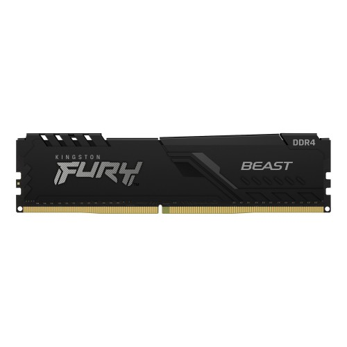Kingston Technology FURY Beast memory module 4 GB 1 x 4 GB DDR4 2666 MHz