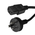 StarTech.com Power Supply Cord - AS/NZS 3112 to C13 - 1 m (3 ft.)