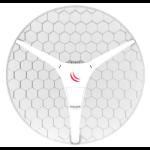 Mikrotik LHG XL 5 ac network antenna 27 dBi