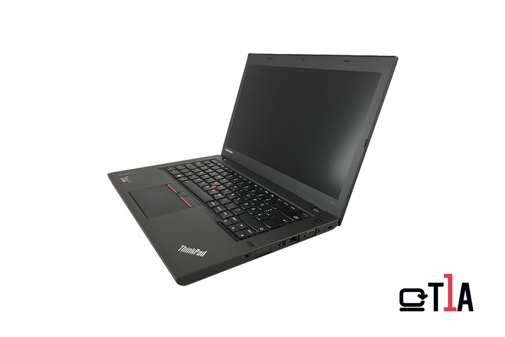 T1A Lenovo ThinkPad T450 Refurbished Notebook Black 35.6 cm (14