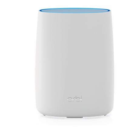 Netgear LBR20 router inalámbrico Doble banda (2,4 GHz / 5 GHz) Gigabit Ethernet 3G 4G Blanco