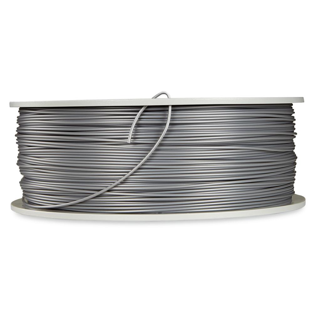 Verbatim 55319 3D printing material Polylactic acid (PLA) Silver 1 kg