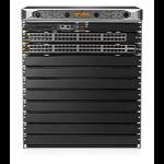 Hewlett Packard Enterprise JL741A network switch Gigabit Ethernet (10/100/1000) Black Power over Ethernet (PoE)