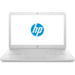 HP Stream 14-ax054na Z3C77EA Cel N3060 2GB 32GB 14IN Win 10 Home Snow white Refurb