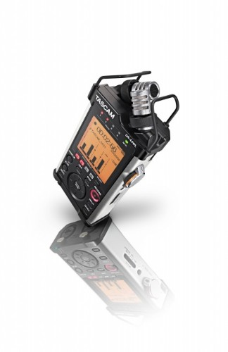 Tascam DR-44WL Flash card Black,Silver dictaphone