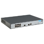 Hewlett Packard Enterprise 1920-8G-PoE+ (65W) Managed L3 Gigabit Ethernet (10/100/1000) Power over Ethernet (PoE) Grey