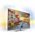 "Philips 49HFL7011T/12 hospitality TV 124.5 cm (49"") 4K Ultra HD 400 cd/m² Grey Smart TV 45 W A"