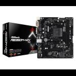 Asrock AB350M-HDV R3.0 motherboard Socket AM4 Micro ATX AMD Promontory B350