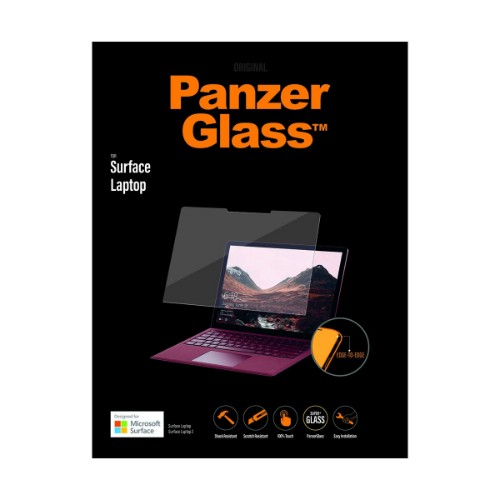 PanzerGlass 6253 screen protector Clear screen protector Desktop/Laptop Microsoft 1 pc(s)