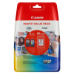 Canon PG-540XL/CL-541XL 50x Photo Paper Value Pack Original Negro, Cian, Amarillo, Magenta