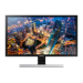 "Samsung 1 28"" 4K Ultra HD TN Black,Silver computer monitor"