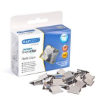 Rapesco Supaclip 60 100pc(s) Stainless steel document clip
