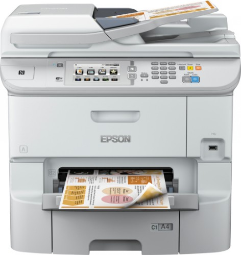 Epson WorkForce Pro WF-6590DWF Inkjet 4800 x 1200 DPI 34 ppm A4 Wi-Fi