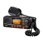 Uniden Solara D UM380BK two-way radio