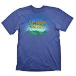 STARDREW VALLEY STARDEW VALLEY Men's Logo T-Shirt, Small, Blue (GE6055S)