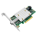 Microsemi SmartHBA 2100-4i4e interfacekaart/-adapter Mini-SAS HD Intern