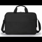 "Dicota D31128 notebook case 39.6 cm (15.6"") Briefcase Black"