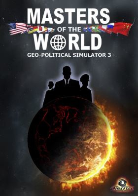 Nexway 762188 video game add-on/downloadable content (DLC) Video game downloadable content (DLC) PC Masters Of The World Geo Political Simulator 3 Español