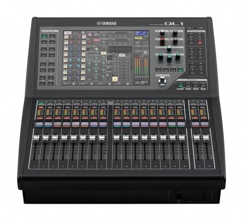 Yamaha QL1 40channels Black audio mixer