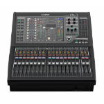Yamaha QL1 audio mixer 40 channels Black