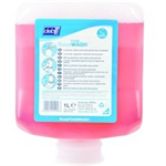 DEB REFRESH ROSE FOAM WASH 1LTR PK6 RFW1L