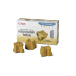 108R00725 - Pack of 3 YELLOW XEROX ink sticks for Phaser 8560 (3,400 pages)