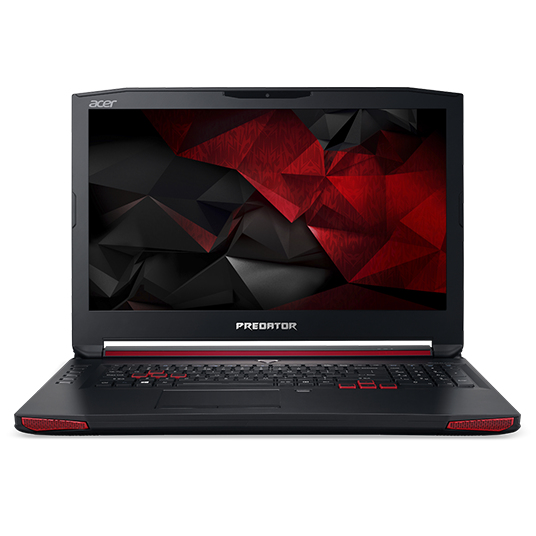 "Acer Predator 17 G9-793-775G 2.6GHz I7-6700HQ 17.3"" 1920 x 1080pixels Black Notebook"