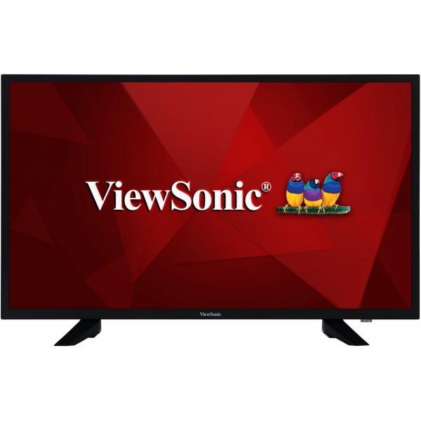 "Viewsonic CDE3204 Digital signage flat panel 32"" LED Full HD Black signage display"