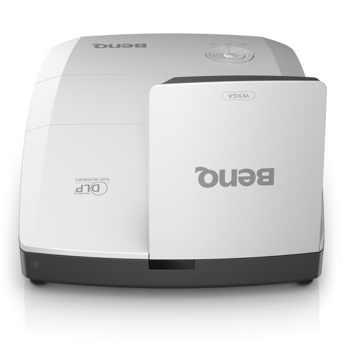 Benq MW855UST+ data projector Standard throw projector 3500 ANSI lumens DLP WXGA (1280x800) 3D Black, White