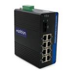 AddOn Networks ADD-IGMC-LX-1SC8 network media converter 1000 Mbit/s 1310 nm Single-mode Black