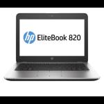 HP EliteBook 820 G4 Z2V84EA#ABU Core i5-7300U 8GB 256GB SSD 12.5IN BT CAM Win 10 Pro