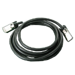 DELL 470-ABHB 0.5m Black networking cable