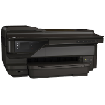 HP OfficeJet 7612 4800 x 1200DPI Inkjet A3 15ppm Wi-Fi Black multifunctional