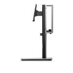 "DELL MFS18 68.6 cm (27"") Freestanding Black,Silver"