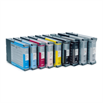 Epson C13T543500 (T5435) Ink cartridge bright cyan, 110ml
