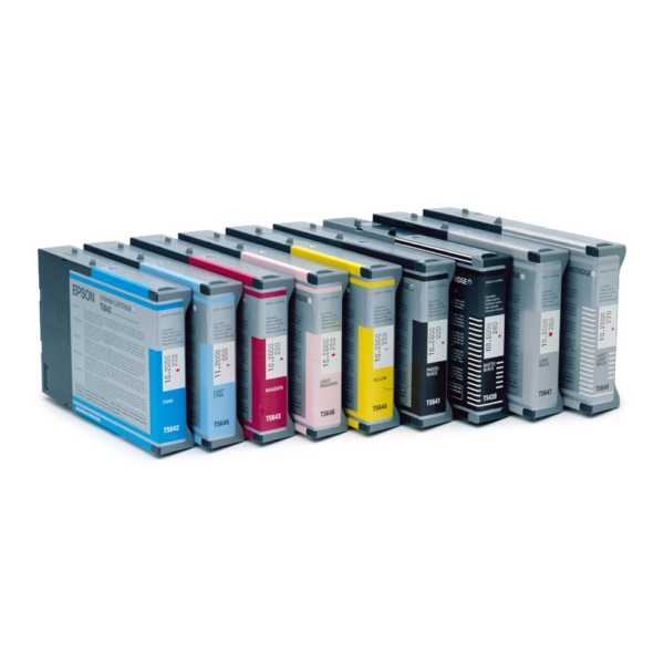 Epson C13T543700 (T5437) Ink cartridge bright black, 110ml